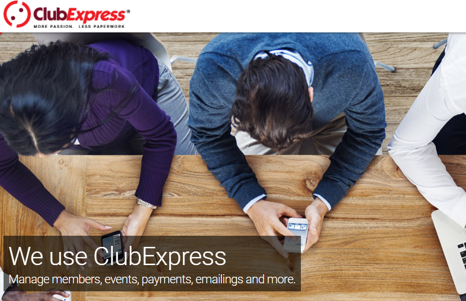 ClubExpress offers in-depth membership management, web design, and more.