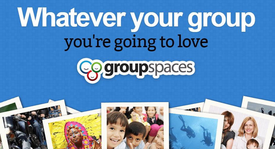 GroupSpaces is a membership platform that emphasizes the group aspect of membership management.