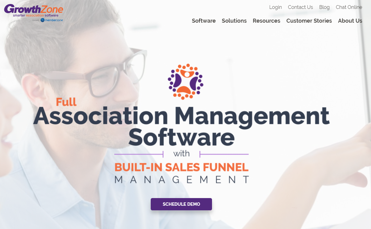 GrowthZone is an association management software platform that can assist in membership management and beyond.